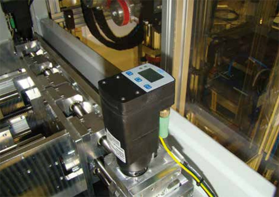 Reduced Setup Times Thanks to Automated Actuators