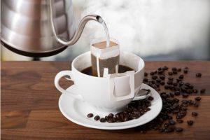 Single Serve Pour Over Coffee