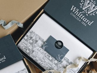 Whittard New Packaging