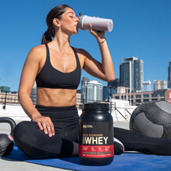 Whey Packaging